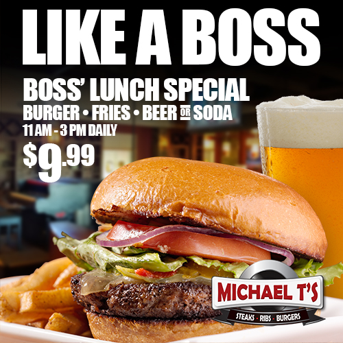 Boss' Lunch Special